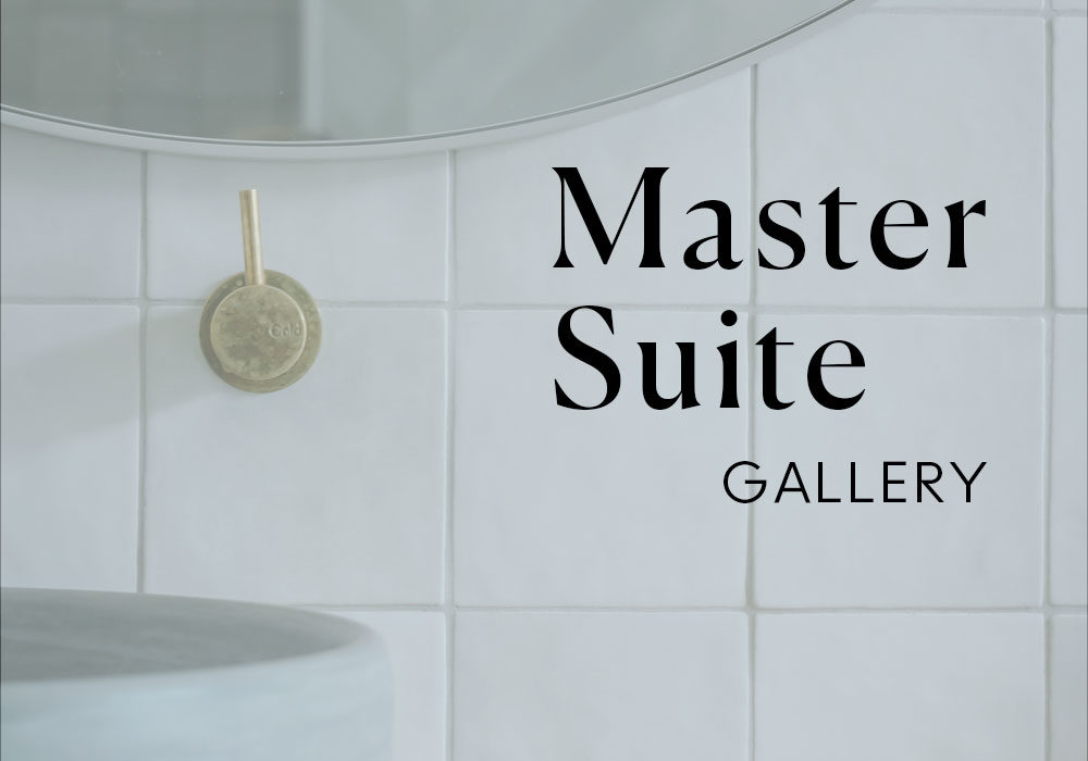 Master suite gallery